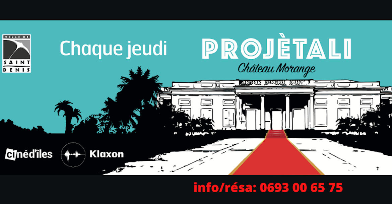 Château Morange fait son cinéma : 4 films péï