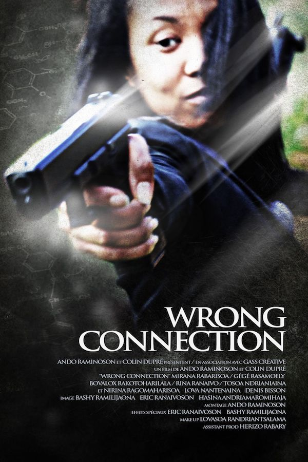 wrong connection, wrong connexion, Ando Raminoson, Colin Dupré, Gass Creative, madagascar, film, fiction, court-métrage, oi-film, vod, svod, film d'action, espionnage, espion