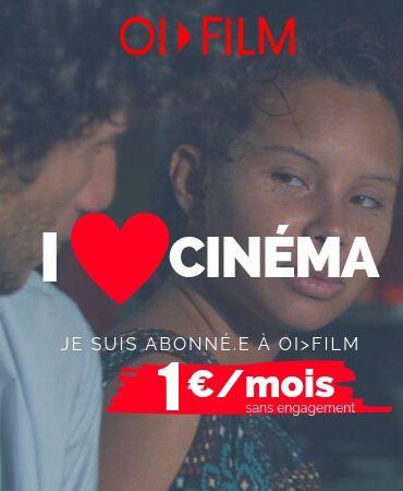 Publicité abonnement OI>FILM 1 euros par mois 1ère semaine gratuite
